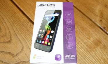 Testbericht: Archos 50c Platinum