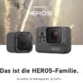 Die neue GoPro Hero 5 Black und Session 5 wurden vorgestellt