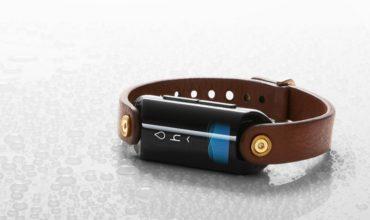 Neues von Kickstarter: LVL der Fitnesstracker mit Schweißmesser
