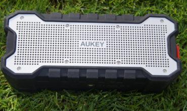 Im Test: Aukey SK-M12 Bluetooth Box