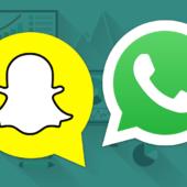 Snapchat-Story Funktion bald auch bei Whatsapp verfügbar?