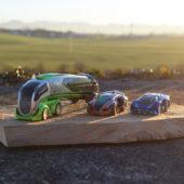 Autorennbahn der Zukunft: ANKI Overdrive im Test