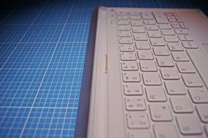 Alcatel PLUS 10 keyboard