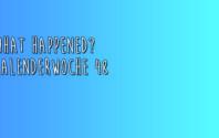 What Happened KW 48: AMD Radeon RX 490, Project Neon, Pokémon Sonne und Mond