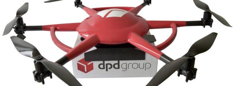 DPD-Drohne